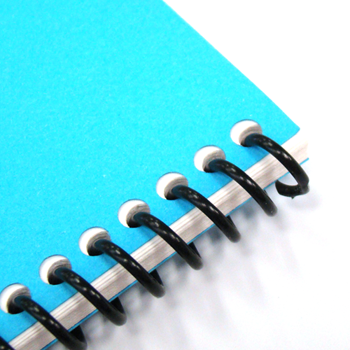 Plastic Spiral (Coil) Binding