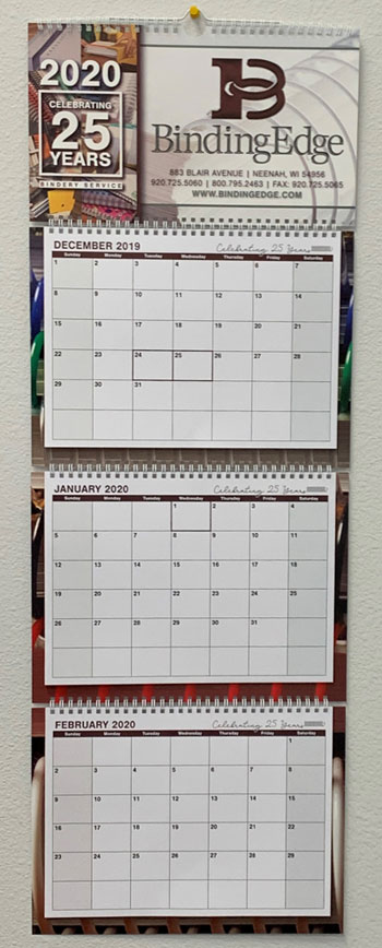 Calendar Production Season