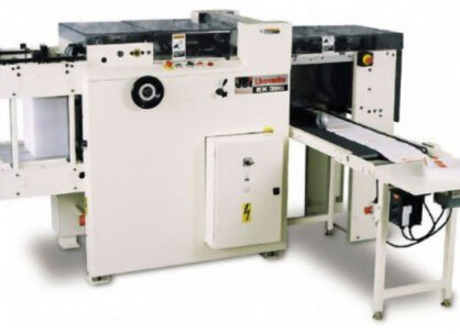 New Machine: Large Format Paper Punch