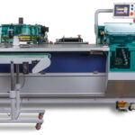 New Machine: Automatic Plastic Coil Punch & Bind Machine