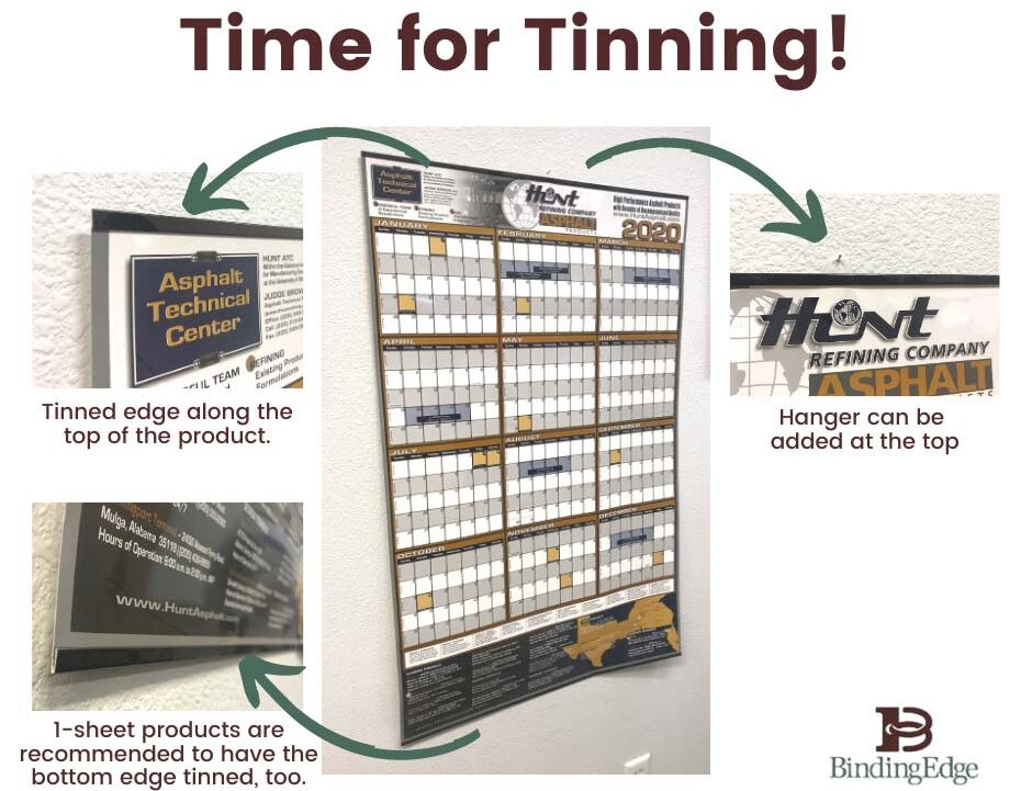 Time for Tinning!